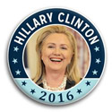 2016 Presidential Buttons