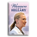 Women for Hillary Button