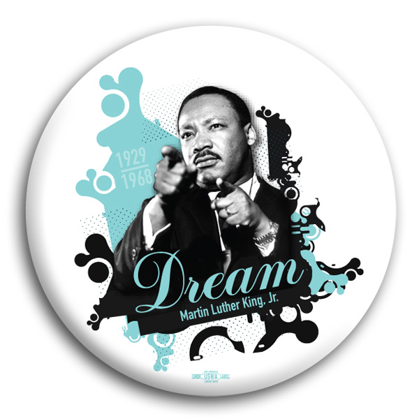 MLK - Dream Button