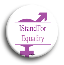 I Stand For Equality 1.75""