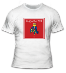 Leggo the Wall T-Shirt
