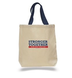 Stronger Together More Now Than Ever Tote Bag