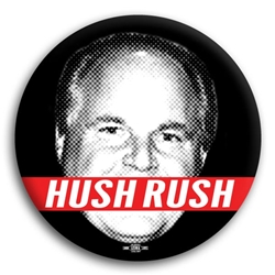 Hush Rush Button