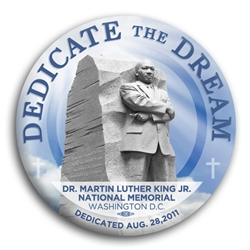 Dedicate the Dream MLK Button