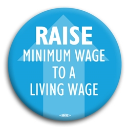 Raise Minimum Wage Button