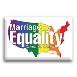 Marriage Equality Coast to Coast Button