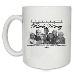 Celebrate Black History Coffee Mug