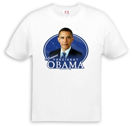 I Support President Obama Photo T-Shirt
