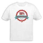 100 Percent Democrat T-Shirt