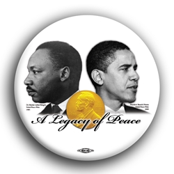 "A Legacy of Peace 3"" Button"