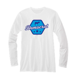 Democrat Long Sleeve T-Shirt
