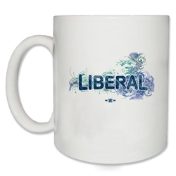 Liberal Fancy Design Coffee Mug