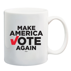 Make America Vote Again Coffee Mug