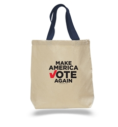 Make America Vote Again Tote Bag