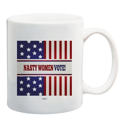 Nasty Women Vote Coffee Mug