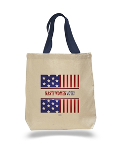 Nasty Women Vote Tote Bag