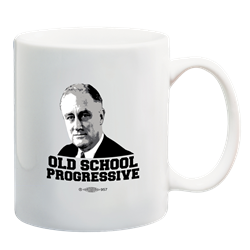 Old School Progressive Mug