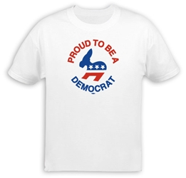 Proud to be Democrat T-Shirt