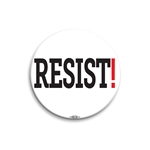"Resist! 2.25"" Button"