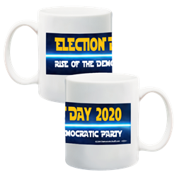 Rise of the Democrats Mug