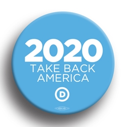 "Take America Back 2.25"" Button"
