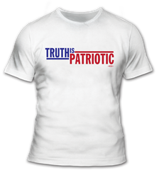 Truth Is Patriotic T-Shirt