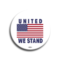 "United We Stand 2.25"" Button"
