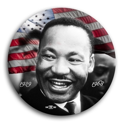 Martin Luther King Jr. Button