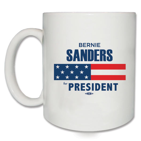 Bernie Sanders for President Coffee Mug