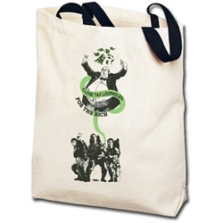 Close Tax Loopholes Ghost Totebag