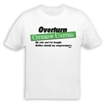 Overturn Citizens United T-Shirt