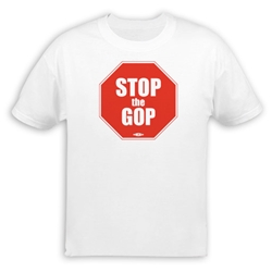 Stop the Republicans T-Shirt