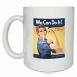 We Can Do It! Rosie the Riveter Coffee Mug